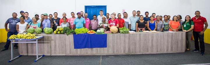 Timon terá parte da Merenda Escolar fornecida pela Agricultura Familiar
