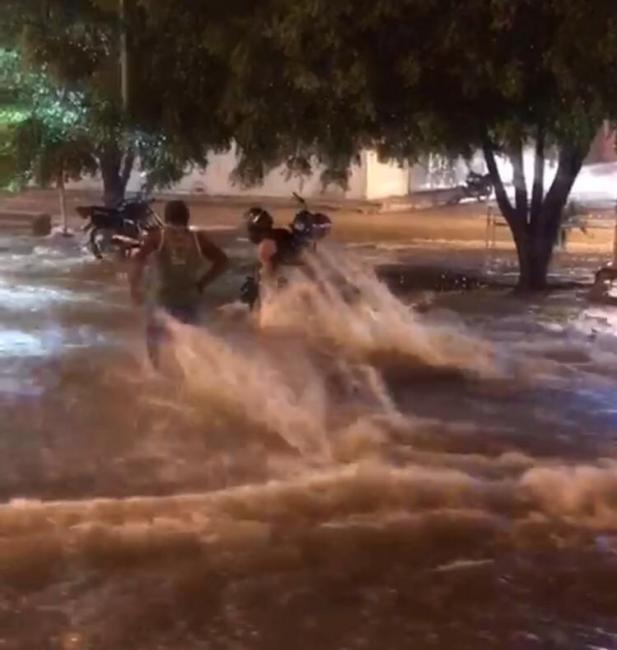 Medidas preventivas reduzem impacto de chuvas em Teresina