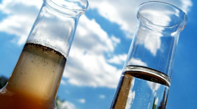 FMS inspeciona qualidade da água em Teresina
