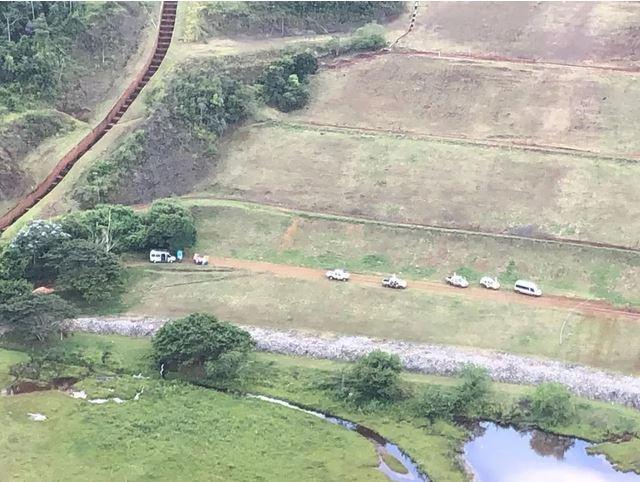 Barragem da Vale em Barão de Cocais entra em alerta máximo ...