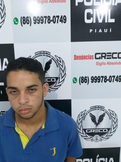 Trio é preso suspeito de participar de assalto contra gerente do Banco Itaú