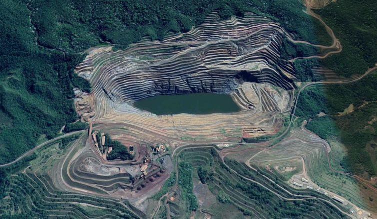 Barragem da Vale entra em estado de atenção em Minas Gerais