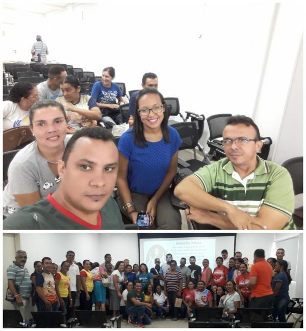 DÍZIMO | Equipe diocesana da Partilha realiza formação no Vicariato Norte
