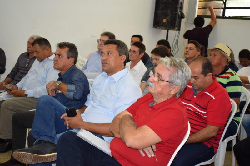 CITCOCAIS | Tem participação do prefeito Rômulo Aécio de Campo Largo-PI