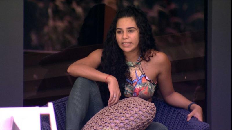 BBB19: Elana fala sobre vida antes de entrar na casa