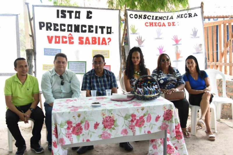 Escola Municipal Novo Papa Pombo realiza culminância do projeto