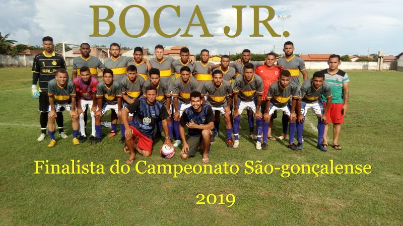 Boca Jr. elimina o Grêmio e está na final do campeonato São-gonçalense