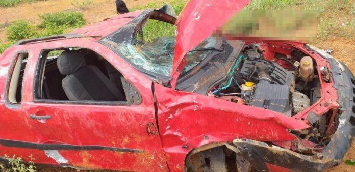Acidente na BR-020 deixa uma pessoa morta no interior do Piauí