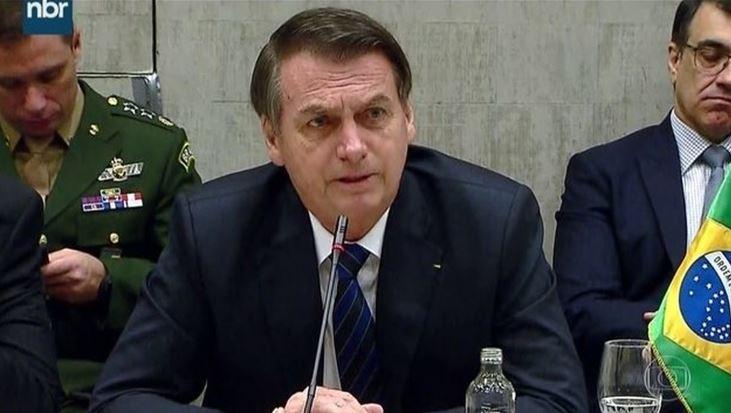 Bolsonaro: Momento é de 'foco na pacificação e na Previdência'