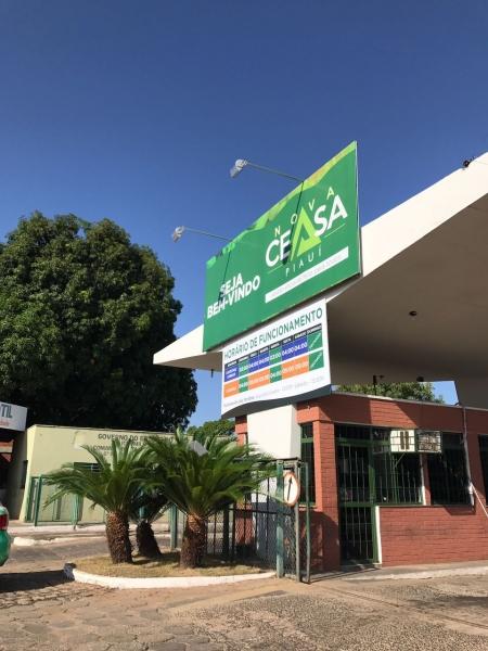 Ministro do Paraguai visita Nova Ceasa nesta sexta