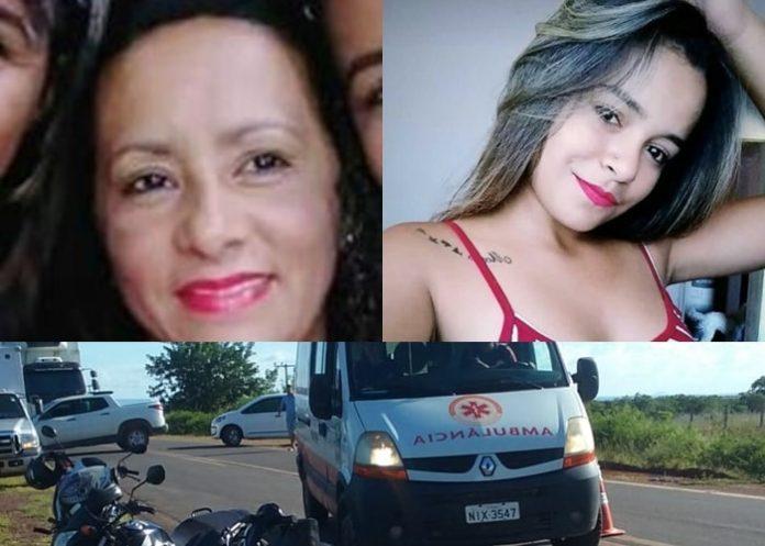 Morre jovem que sofreu acidente junto com a mãe na BR-135
