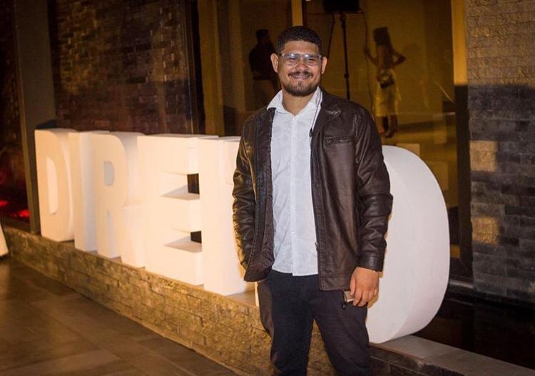 Eduardo Henrique concede entrevista ao Portal R10