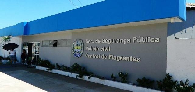 Polícia Civil - Central de Flagrantes