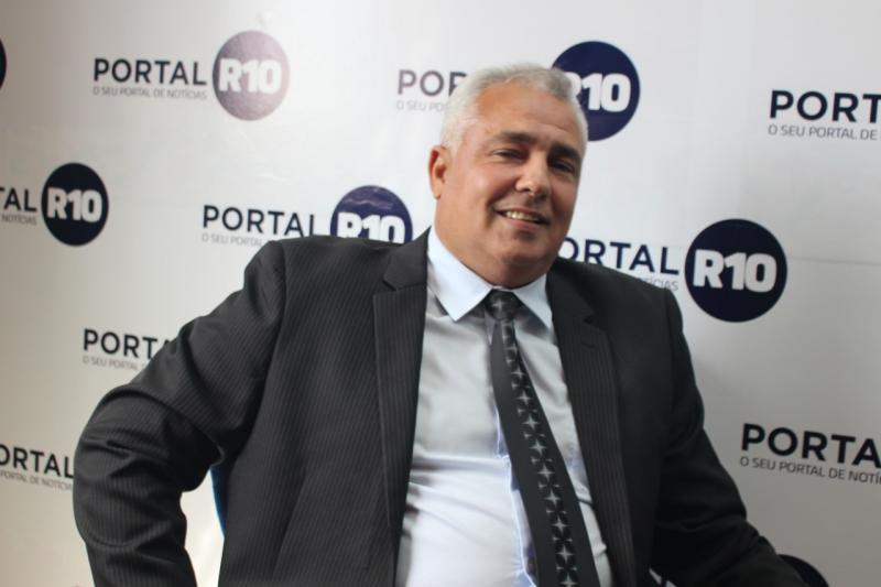 Confira entrevista com o vice-prefeito de Nazária