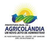 Prefeitura de Agricolândia-PI divulga organizadora para concurso público