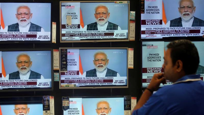 Índia derruba satélite e se proclama 'potência espacial'