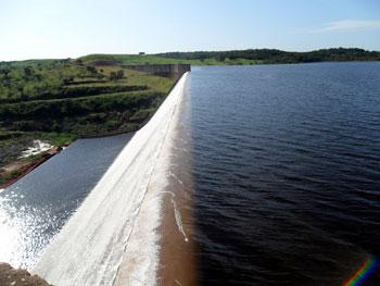 Foto: Barragem de Poço de Marruá
