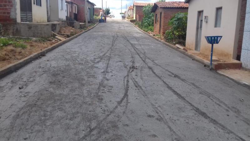 Mais uma importante obra é finalizada na Vila Henrique Costa em S. Mendes