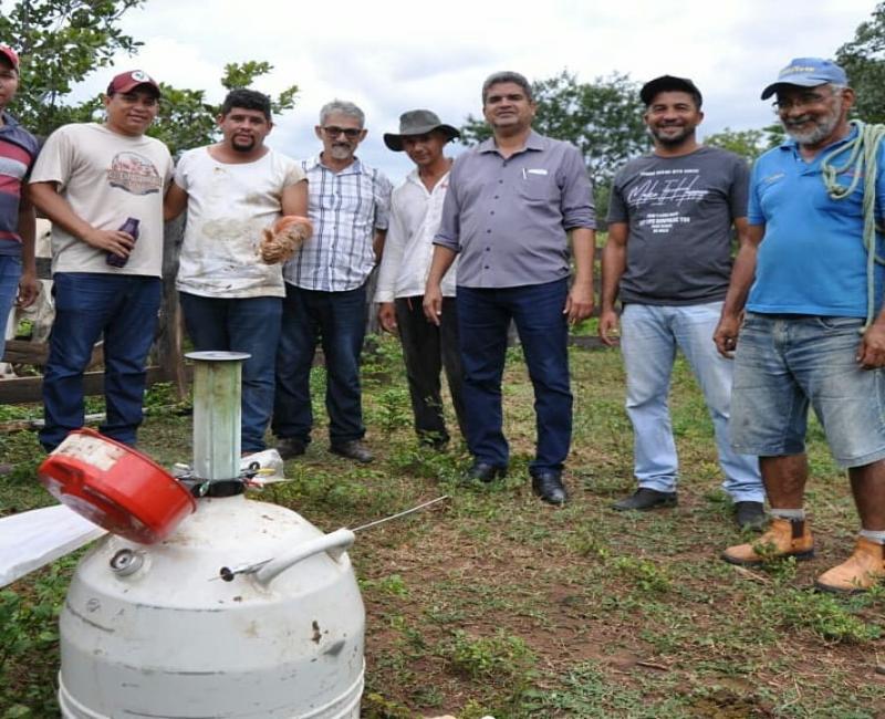 Secretaria municipal de Desenvolvimento Rural investe no projeto Mais Leite