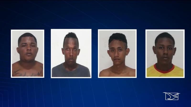 5 acusados de sequestrar Capitã PM-MA são presos em São Luís