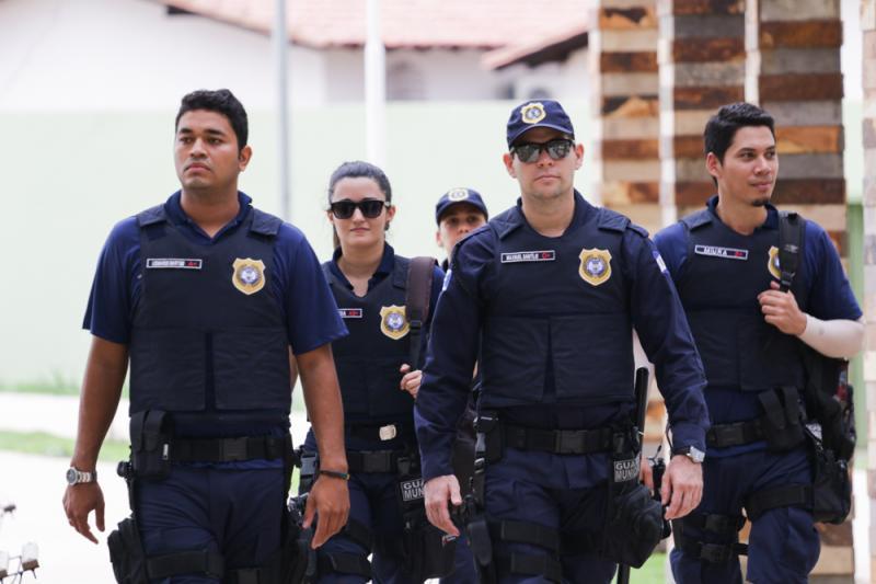 Prefeitura de Teresina vai nomear mais 20 guardas municipais