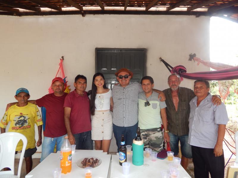 Ex. Vereador realiza linda festa para comemorar formatura de sua filha