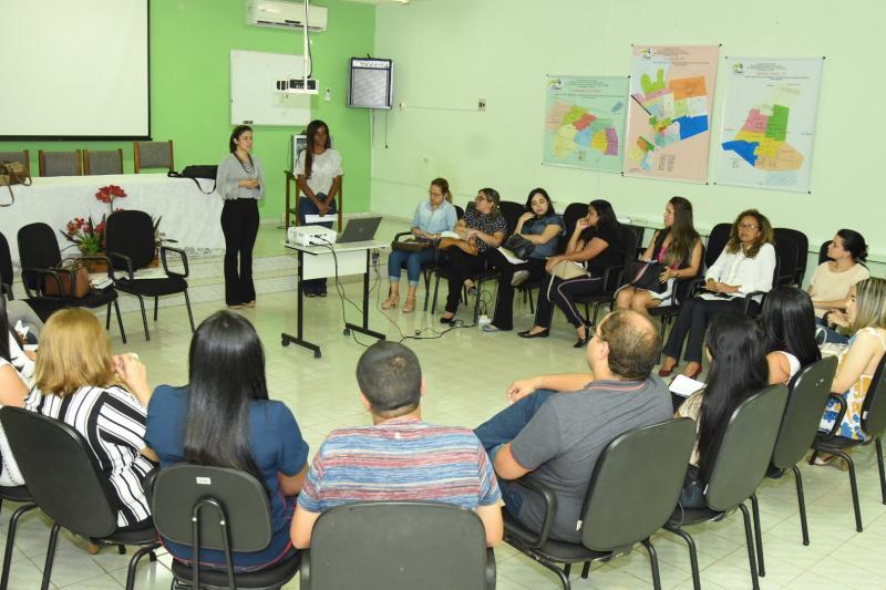 SMS realiza Capacitação de Gerência em Atenção Básica em Floriano
