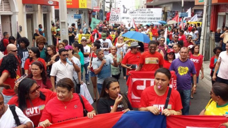 Servidores do PI vão parar atividades em protesto contra reforma da Previdência