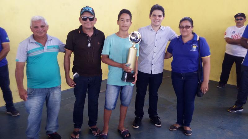São Gonçalo-PÍ| Educação e Esporte realizaram atividades na festa da cidade