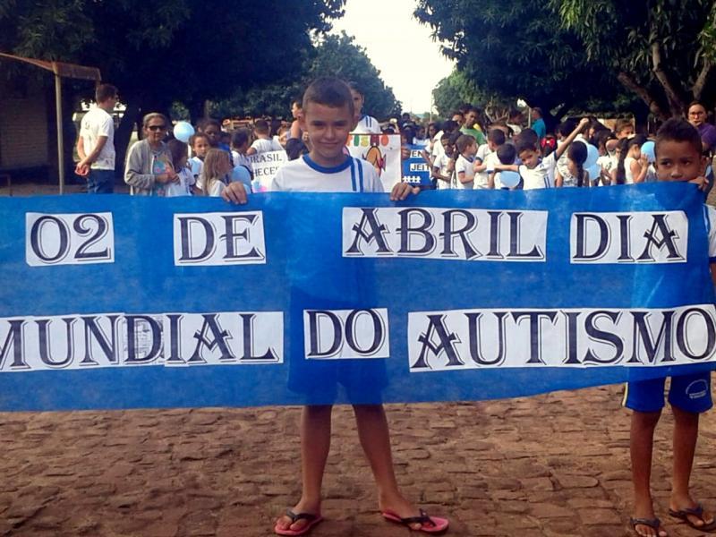 Programação promove conscientização pelo Dia do Autismo em Pau D'arco do PI