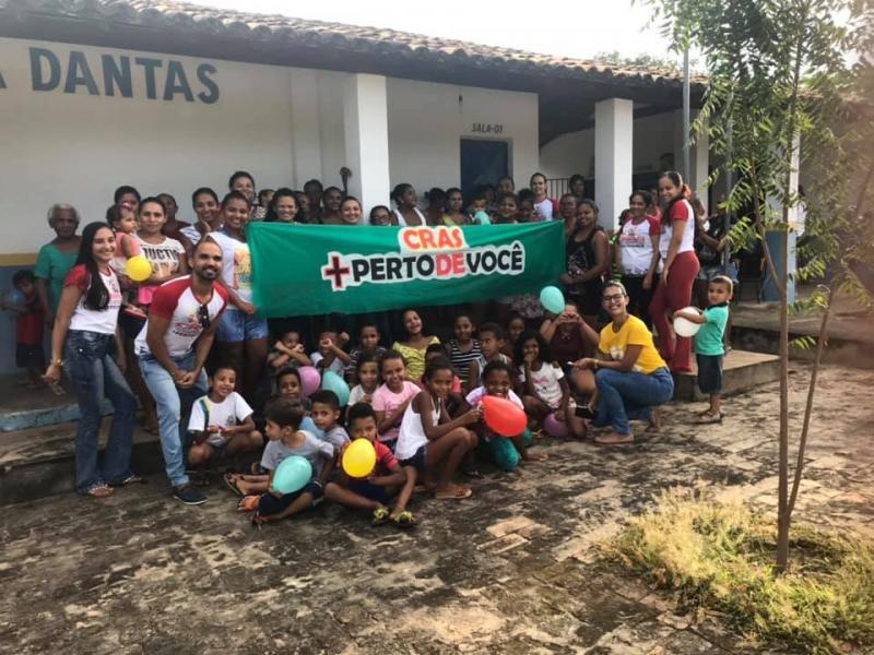 Semas prossegue ações do 'CRAS + Perto de Você' em Francisco Ayres