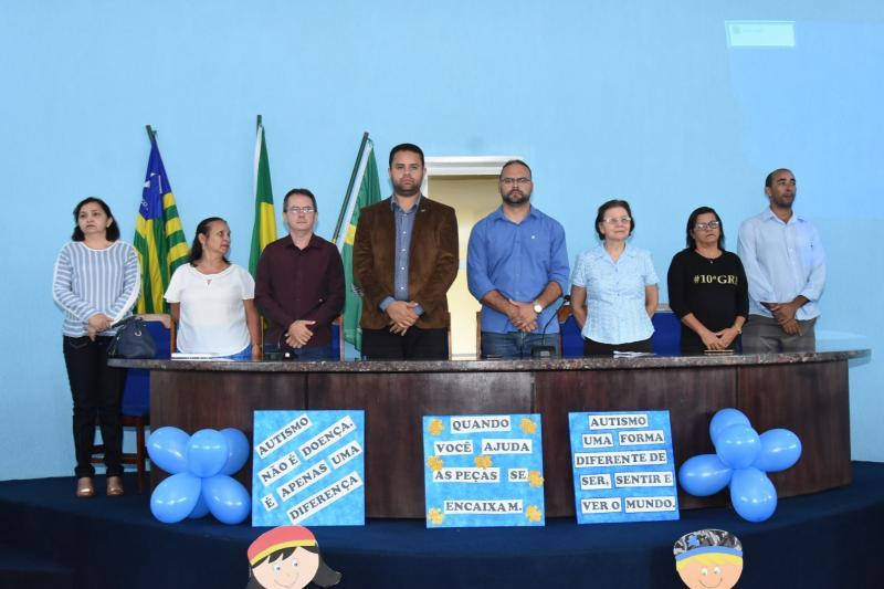 Dia Mundial de Conscientização do Autismo é celebrado em Floriano