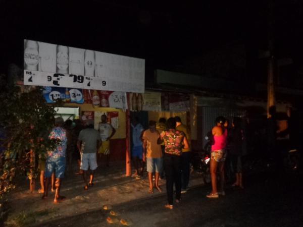 Idoso reage a assalto e é morto a tiros no Piauí