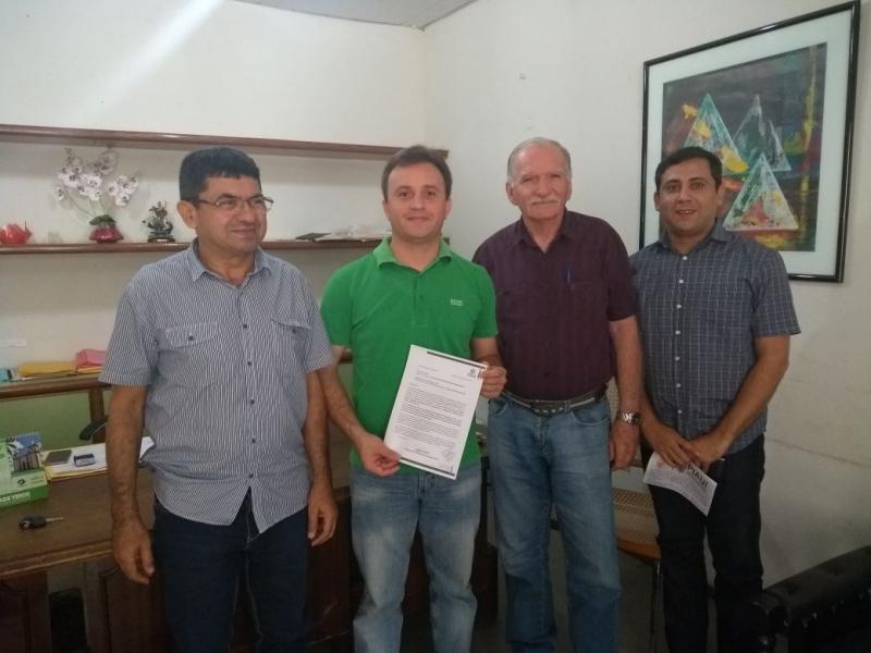Prefeito Júnior Bill é convidado para compor GT Consórcio Entre Rios