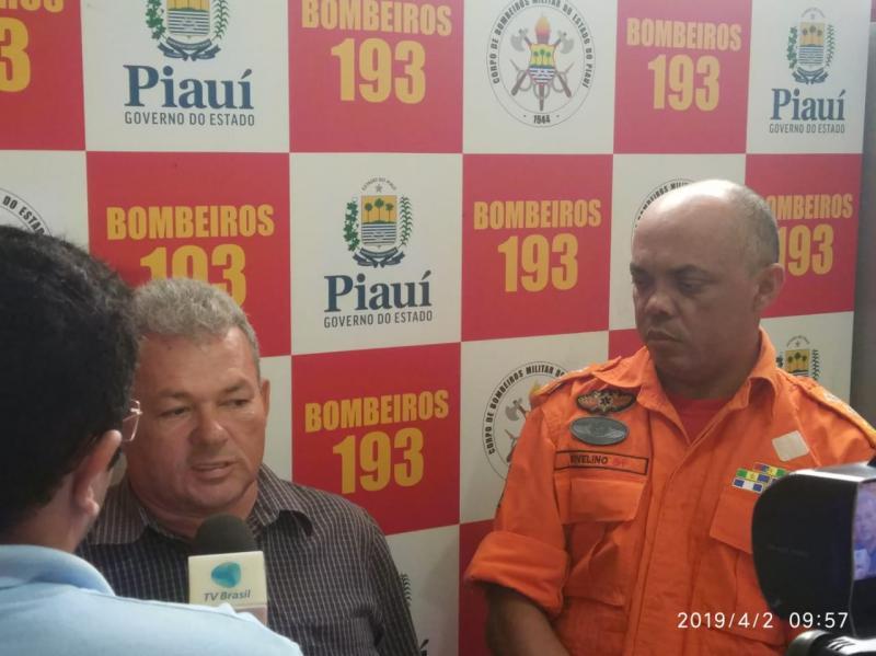 Kim do Caranguejo decreta estado de emergência em Luís Correia