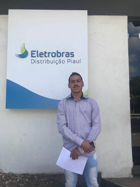Vereador Henrique Guerra (PTC) protocola ofício à Eletrobrás Piauí e solicita melhorias