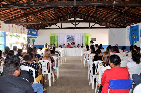 Secretaria de Saúde realiza 3ª Conferência Municipal de Saúde de Barro Duro