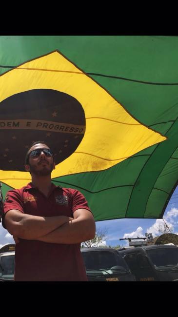 Medico legista Elvas Barjud Filho é elogiado na Força nacional