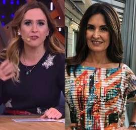 Tatá Werneck vai entrevistar Fátima Bernardes no Lady Night