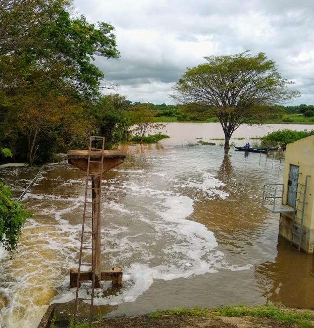Chuvas e cheias no Parnaíba e Poti levam Teresina a decretar emergência