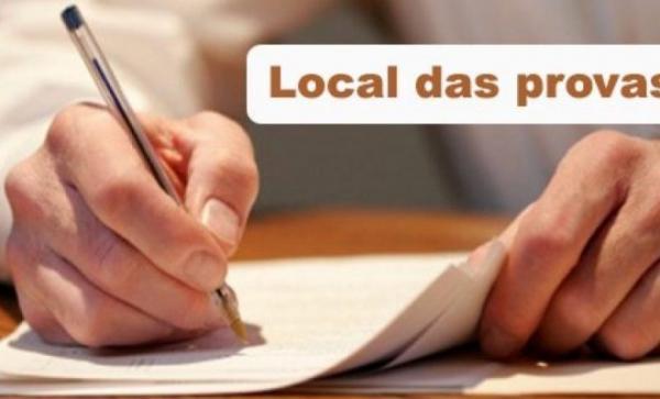 Confira seu local de prova do concurso de Monte Alegre