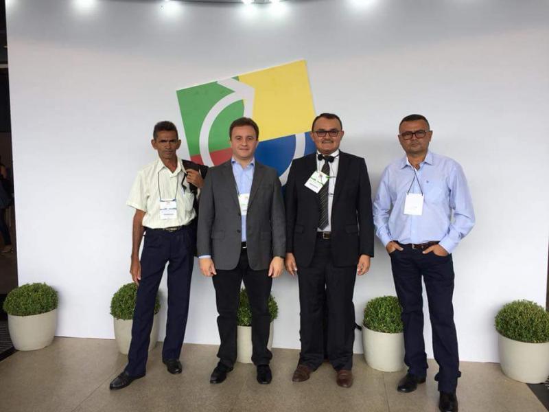Prefeito Júnior Bill participa da VII Fomenta Nacional
