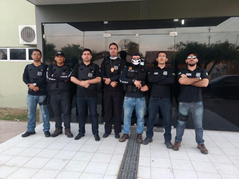 Polícia Civil de Piripiri deflagra a Operação Catena