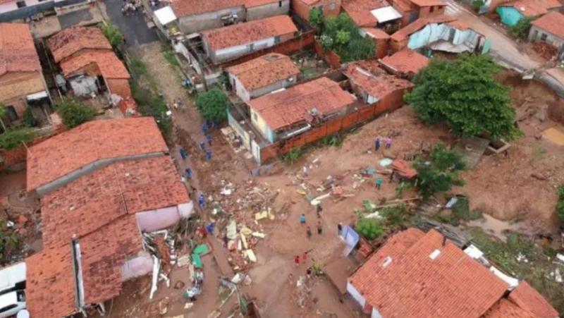 Campanha arrecada doações para famílias atingidas por enchente