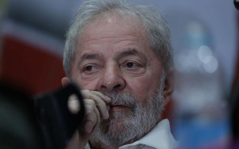 Lula presta depoimento sobre inquéritos que tramitam na Justiça Federal