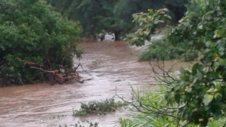 Secretaria de Educação suspende aulas por conta de forte chuva registrada