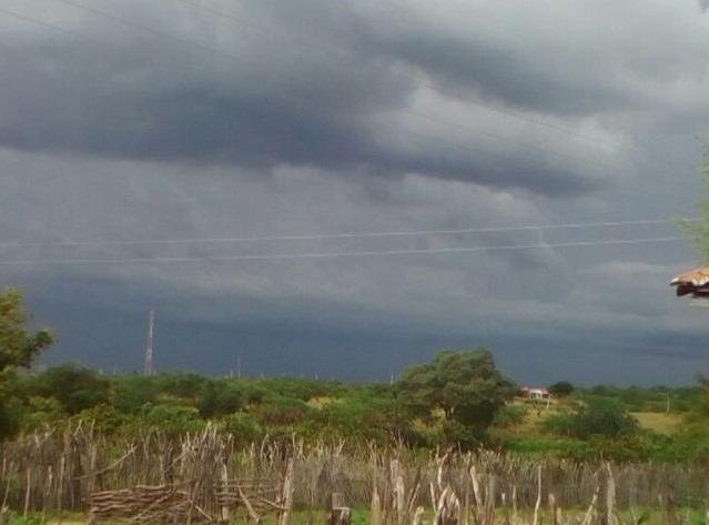 Gilbués está na região com alerta de chuva intensa e perigo potencial