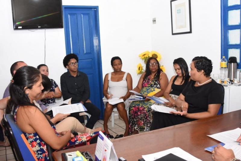 UFPI e SEMED realizam parceria para ações na Educação de Jovens e Adultos