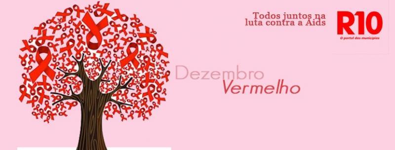 Dezembro Vermelho alerta população para prevenção do vírus HIV
