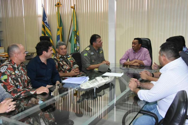 SUTRAN e Polícia Militar firmam termo de cooperação para reforço de fiscalização